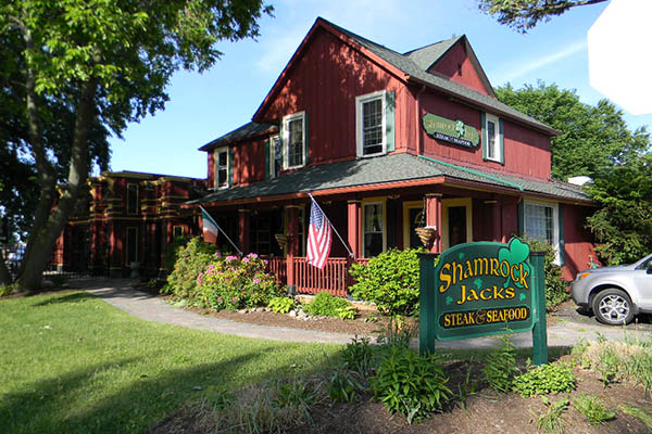 Shamrock Jacks<br>Rochester, NY