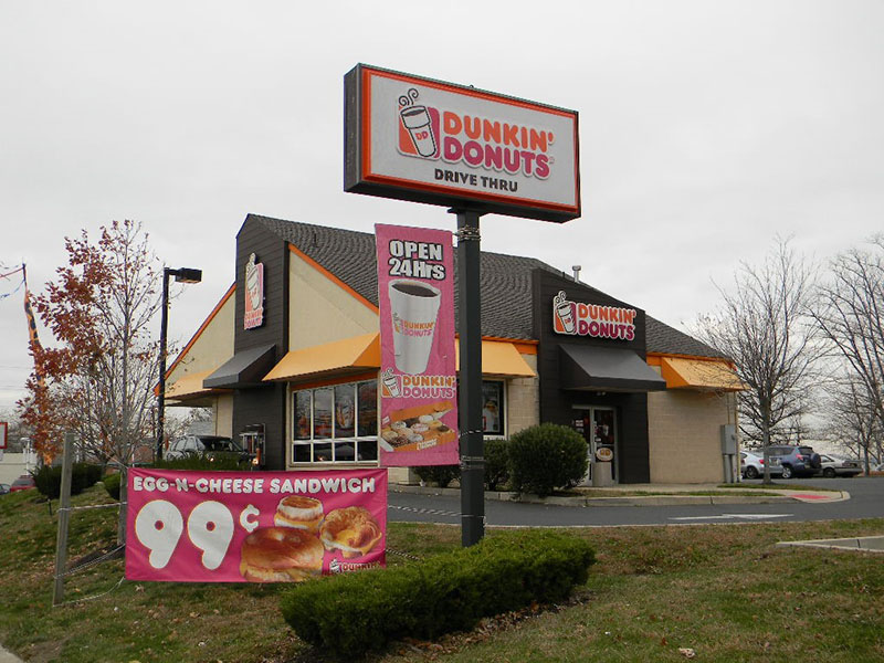 Dunkin Donuts - Laurence Harbor