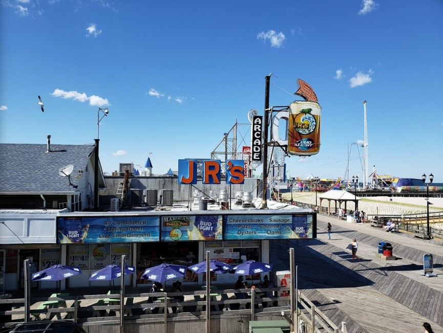 JR's Ocean Bar & Grill - Seaside Boardwalk
