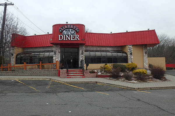 Liberty Diner<br>Somerville, NJ