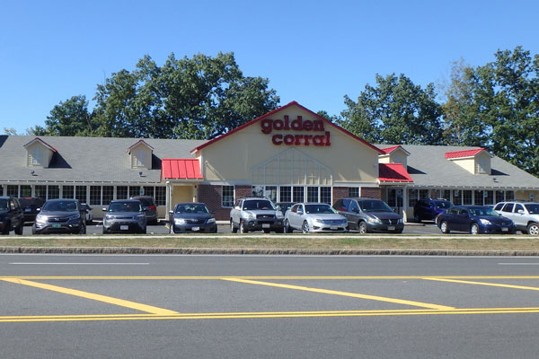 Golden Corral Restaurant<br>Springfield, MA