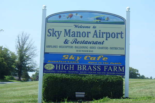 Sky Manor Airport & Restaurant